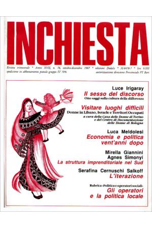 Inchiesta 78/1987