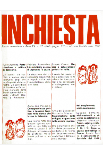 Inchiesta 22/1976