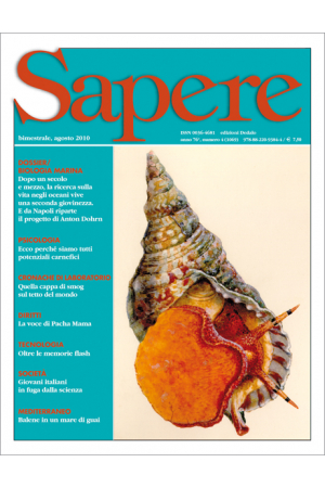 Sapere 4/2010