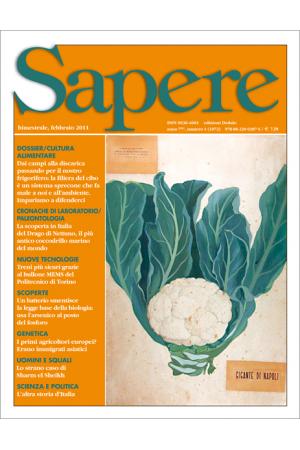 Sapere 1/2011