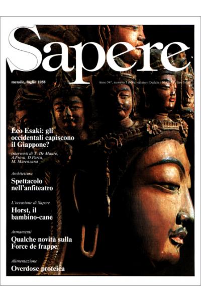 Sapere 7/1988
