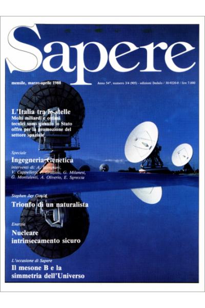 Sapere 3-4/1988