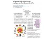 Alimentazione come terapia: dall'ipotesi all'evidenza scientifica