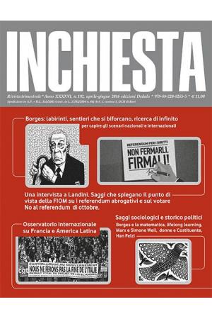 Inchiesta 192/2016