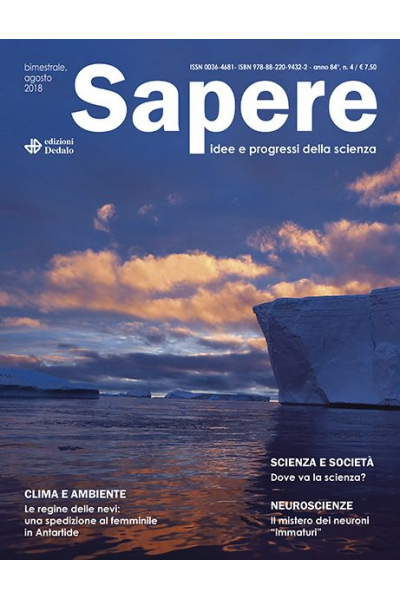 Sapere 4/2018