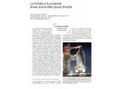 La farfalla e il proiettile: breve storia dello Space Shuttle